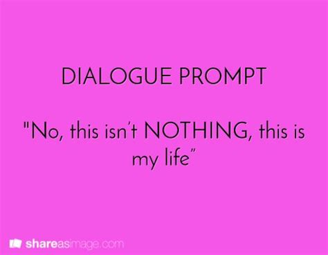 What does dialogue mean in a essay